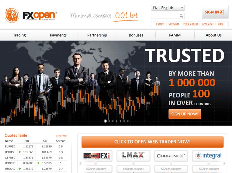 fxopen-no-deposit-bonus
